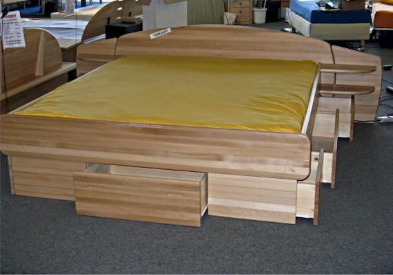 jabklo bettgestell bettrahmen f r wasserbetten. Black Bedroom Furniture Sets. Home Design Ideas