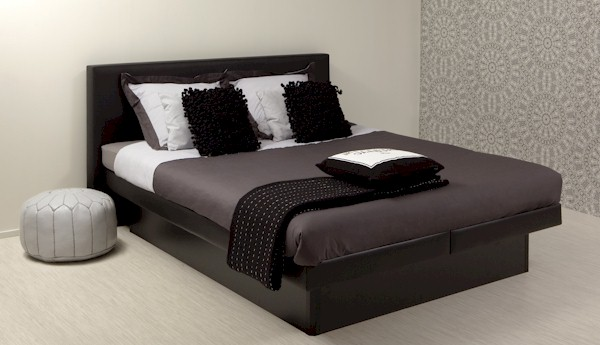 wasserbetten kopfteil r ckwand santo. Black Bedroom Furniture Sets. Home Design Ideas