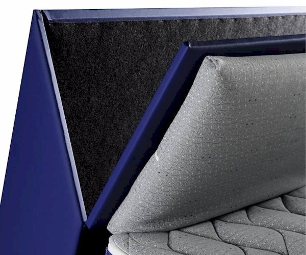 casa kopfteil f r wasserbetten mit staufach. Black Bedroom Furniture Sets. Home Design Ideas