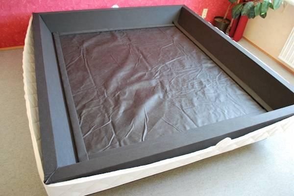 Manual de montaje / cama de agua 10