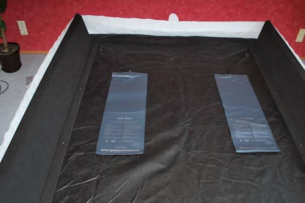 Manual de montaje / cama de agua 14