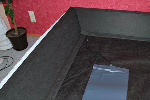 Manual de montaje / cama de agua 15