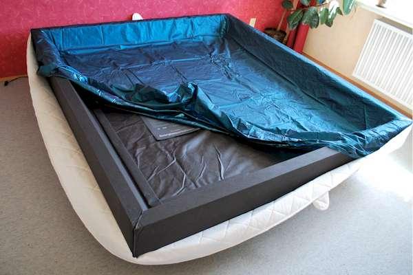 Manual de montaje / cama de agua 16