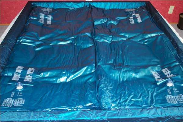 Manual de montaje / cama de agua 21