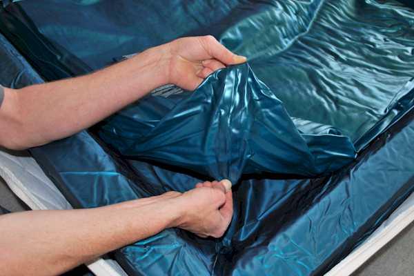 Manual de montaje / cama de agua 22