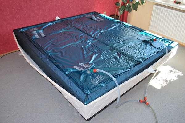 Manual de montaje / cama de agua 27