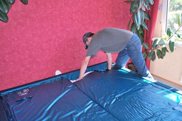 Manual de montaje / cama de agua 28