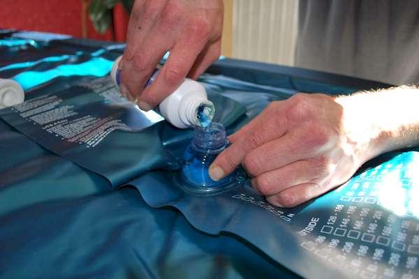 Manual de montaje / cama de agua 33