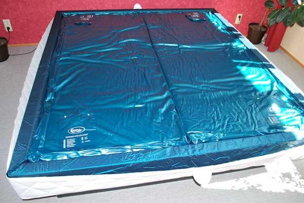 Manual de montaje / cama de agua 35