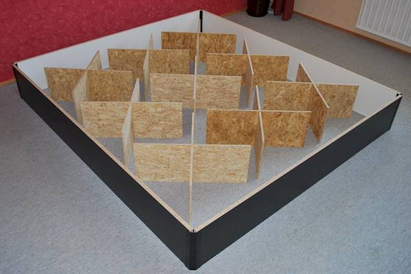 Wasserbett aufbau  Aufbauanleitung Wasserbetten Montageanleitung