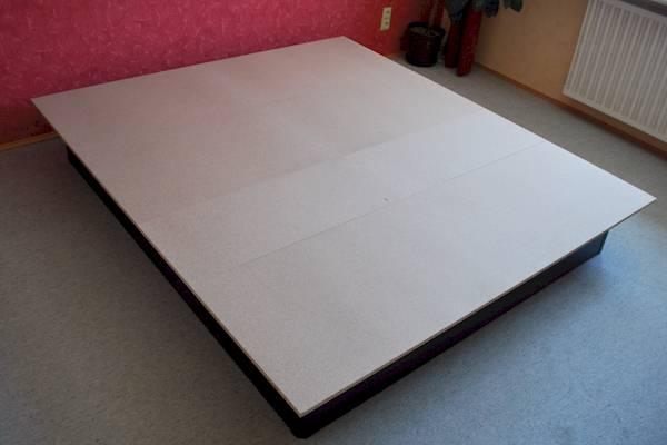 Manual de montaje / cama de agua 7