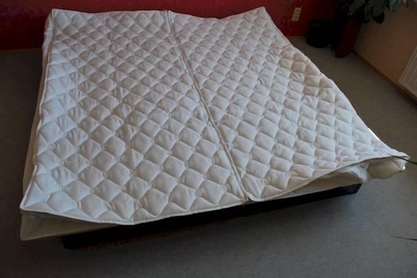 Manual de montaje / cama de agua 8