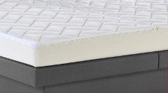 stretch top wassserbetten. Black Bedroom Furniture Sets. Home Design Ideas