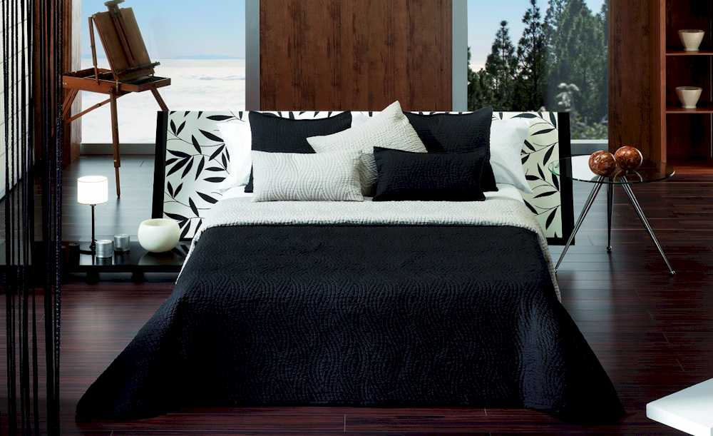 tagesdecke f r wasserbetten modell reversus. Black Bedroom Furniture Sets. Home Design Ideas
