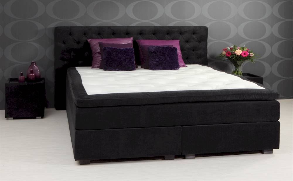 dauphine wasserbett. Black Bedroom Furniture Sets. Home Design Ideas